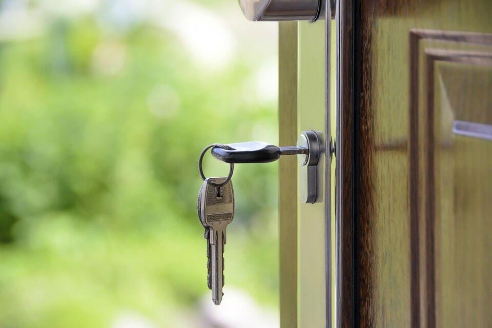 Haus oder Wohnung mieten